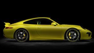 Porsche 911 Techart perfil