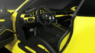 Porsche 911 Techart interior
