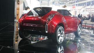 MG Icon trasera Salon Pekin 2012