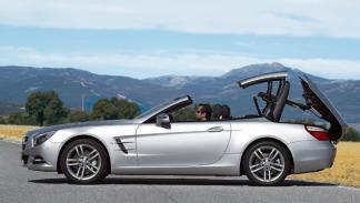 Mercedes SL 350 capota