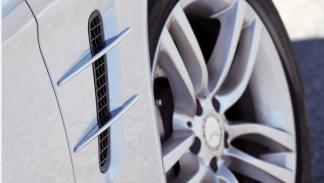 Mercedes SL 350 branquias