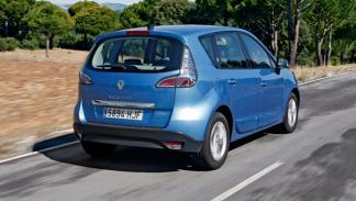 Trasera del Renault Scénic