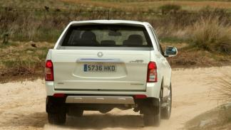Ssangyong Actyon Sports pick-up trasera