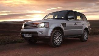 Range Rover Sport SDV6 lateral