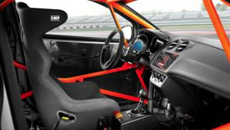 Seat León Super Copa Interior