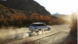 Range Rover Sport 2013 trasera