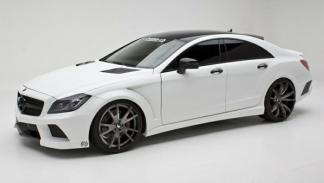 Mercedes CLS-M Misha Design frontal