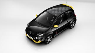 Techo del Renault Twingo RS Red Bull Racing RB7