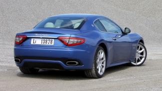 Maserati GranTurismo Sport exterior trasera
