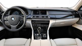 BMW Serie 7 2012 interior
