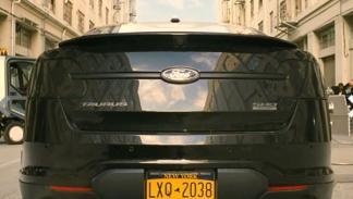 Trasera Ford Taurus SHO