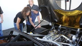 Hennessey Venom GT Spyder de Steve Tyler