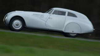BMW 328 Kamm Coupé lateral