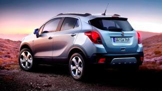 Nuevo Opel Mokka 2012 trasera Salon ginebra