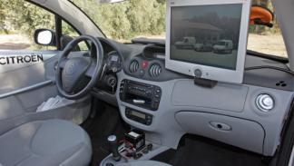 El proyecto Autopía del CSIC utiliza como base dos unidades del Citroën C3