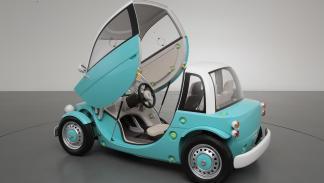 Toyota Camatte Sora abierto