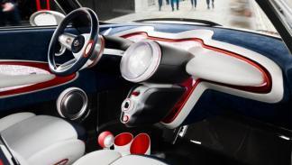 Interior del MINI Rocketman Concept