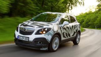 Nuevo Opel Mokka 2012 vinilo