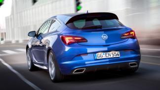 Opel Astra OPC Exterior trasera