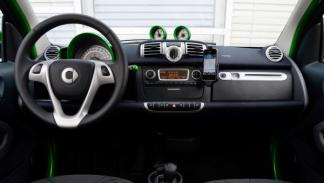 Smart electric Drive 2012 salpicadero