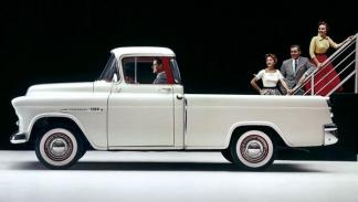 Chevrolet Cameo Carrier 1955