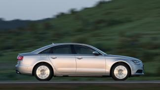 Audi A6 Hybrid exterior lateral