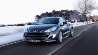 Peugeot RCZ frontal