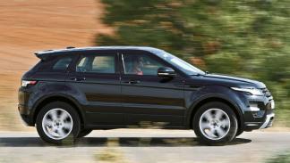 Range Rover Evoque lateral