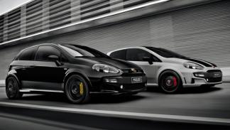 Abarth Punto Scorpione y SuperSport