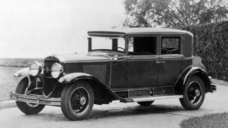Los Cadillac y LaSalle de 1927 y 1928 centro de diseño de GM