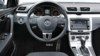 VW Passat Alltrack salpicadero