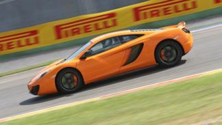 No hay modelos de tracción trasera que aceleren mejor que el McLaren MP4-12C