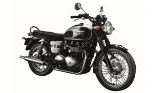 Triumph Bonneville T100 110 aniversario SE