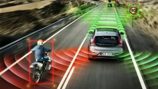 Volvo-V40-máxima-calificación-sensores