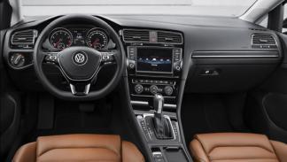 Volkswagen Golf VII interior