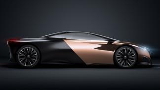 Peugeot Onyx perfil