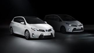 nuevos toyota auris y verso salon paris 2012