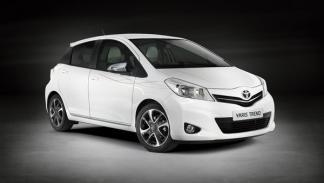 Toyota Yaris Trend 2013