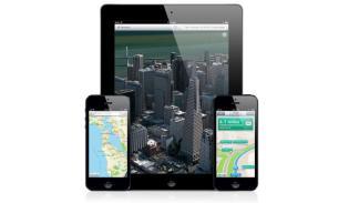 iPhone 5 mapas