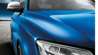 Audi SQ5 TDI exclusive concept faros