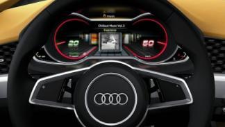 Audi Crosslane Coupé volante