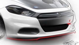 Chrysler SEMA Dodge Dart