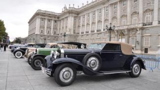 Concurso internacional de elegancia de madrid