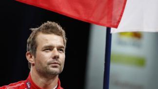 noveno título Loeb bandera