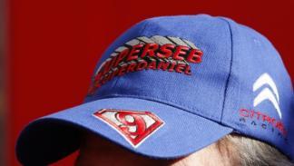 noveno título Loeb gorra