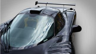 Raptor GTR exterior frontal