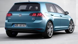 Volkswagen Golf 7 trasera