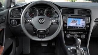 Volkswagen Golf 7 salpicadero