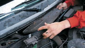 filtros interiores humedad coches inundados