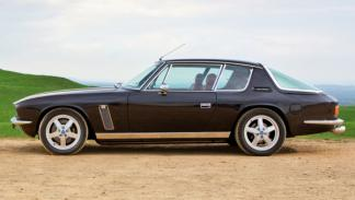 Jensen Interceptor lateral